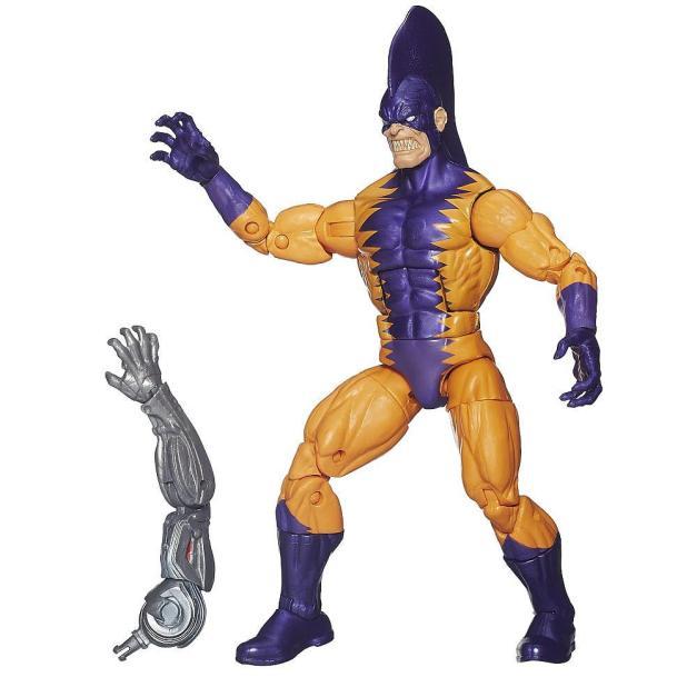 Final proto - Hasbro-Marvel-Legends-Ant-Man-Infinite-Tigershark