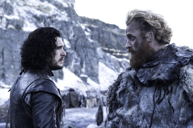 Game of Thrones - Hardhome - Jon and Tormund