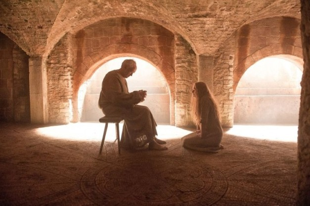 Game of Thrones - Mother's Mercy -High Sparrow and Cersei