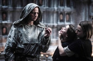 Game of Thrones - Mother's Mercy -Jaqen and Arya