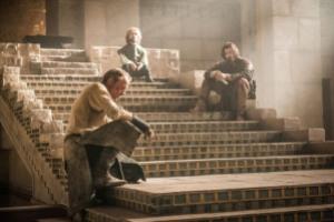 Game of Thrones - Mother's Mercy -Jorah, Tyrion and Daario