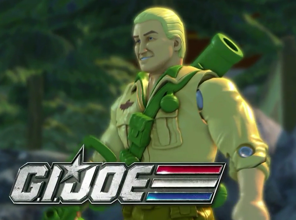 GIJoe Toy Soldiers War