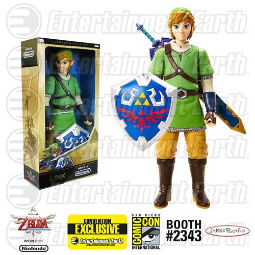 Link Legend of ZELDA action figure