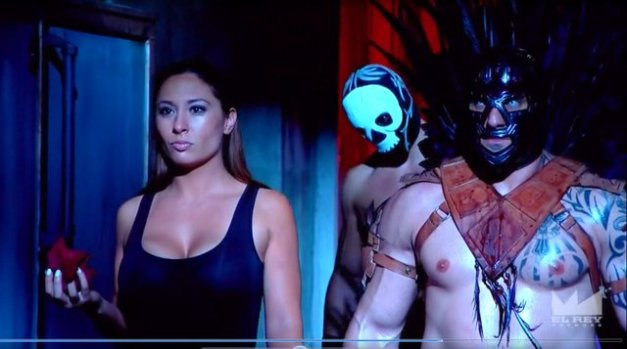 Lucha Underground May 27 - Catrina , Faces of Death and Mil Muertes