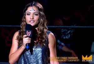 Lucha Underground May 27 - Melissa Santos