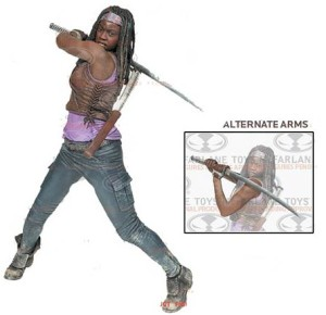 Michonne 10 inch figure