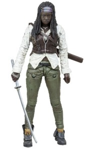 Michonne Walking Dead action figure