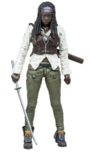 Michonne Walking Dead action figure