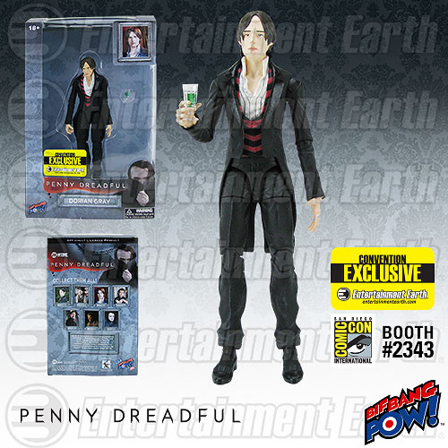 Penny Dreadful figure - Dorian Gray