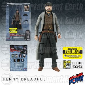 Penny Dreadful figure Ethan Chandler
