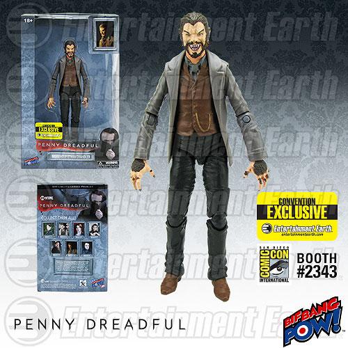 Penny Dreadful figure - Ethan Werewolf