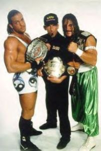 Sabu and RVD and Fonsie