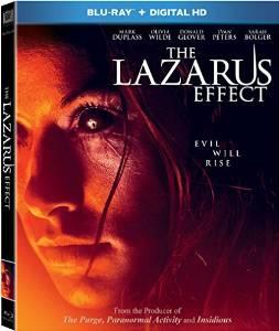 The Lazarus Effect Blu Ray