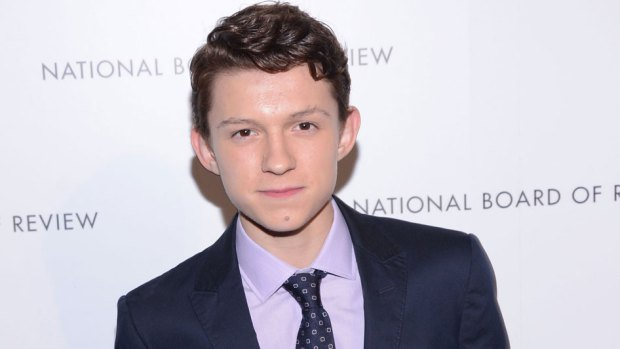 Tom Holland will be Spider-Man