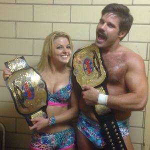 World's_Cutest_Tag_Team_-_Candace LaRae and Joey Ryan