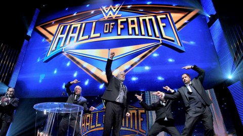 WWE Hall of Fame 2015 - The Kliq salutes Kevin Nash
