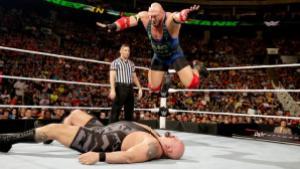 WWE MITB 2015  Ryback vs Big Show