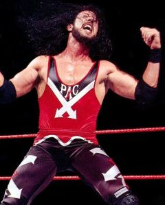 X-Pac in red DX attire