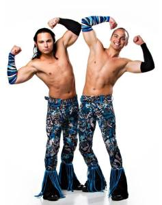 Young Bucks - Matt and Nick Jackson