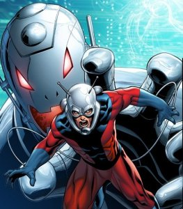 Ant Man vs Ultron