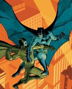 Batman vs Catman