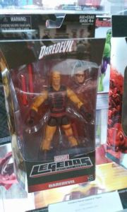 Dardevil 1st appearance Marvel Legends Walgreen