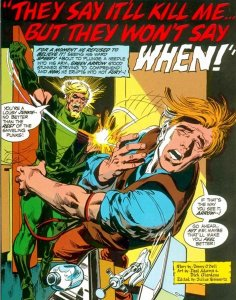 Green-Arrow-punches-Speedy