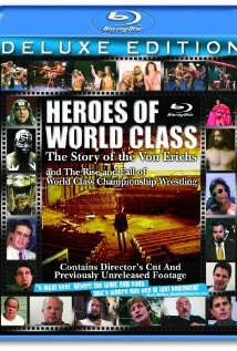Heroes of World Class blu-ray