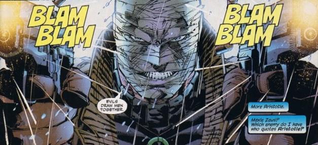 hush batman villain