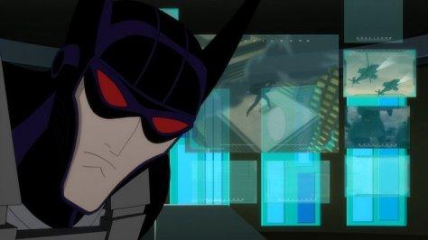Justice League - Gods and Monsters - captive Batman