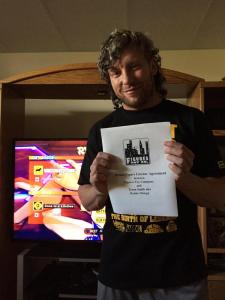 Kenny Omega signs with FTC
