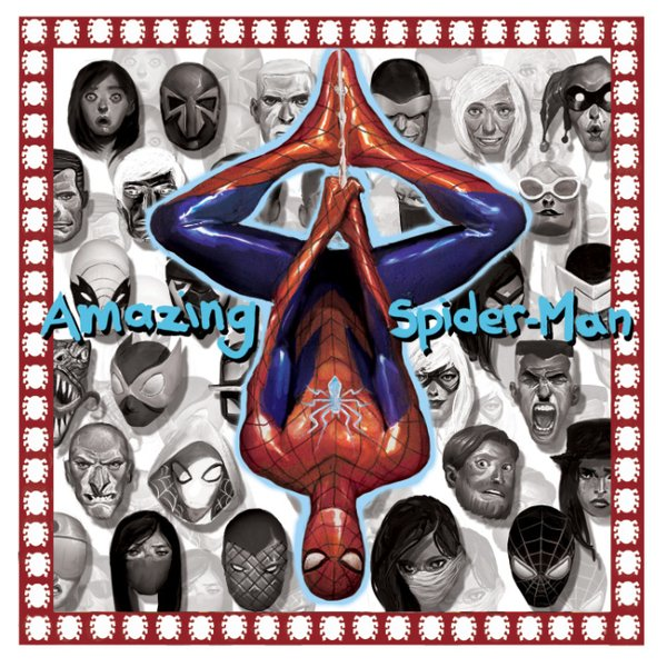 Marvel Hip Hop Variant covers - Amazing_Spider-Man