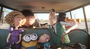 Film Title: Minions