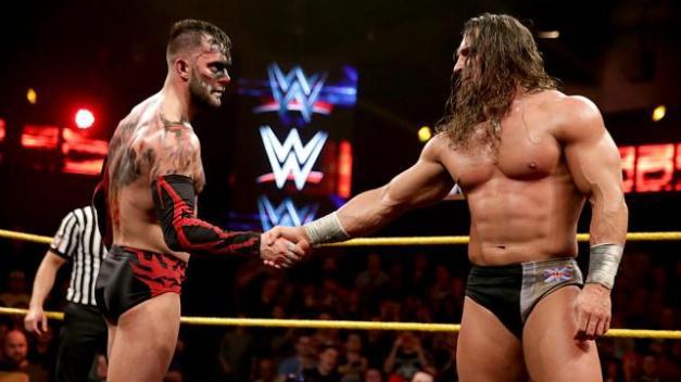 NXT TakeOver Rival - Finn Balor vs Adrian Neville