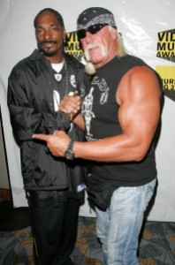 Snoop Dogg and Hulk Hogan