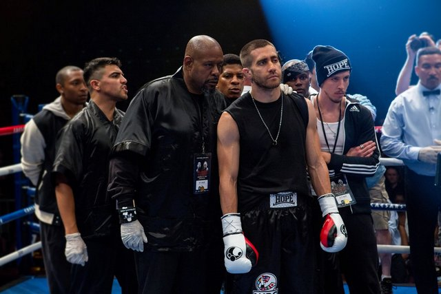 'Southpaw' review – fighter shows punch left in boxing genre