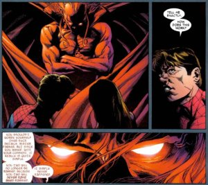 Spider-Man deal with the devil