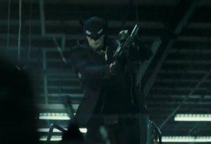 Suicide Squad - Comic-Con First -Batman robber