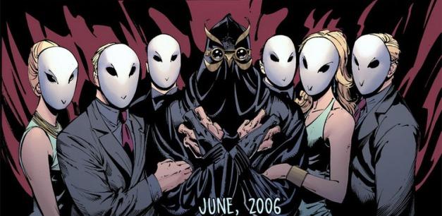 TALON and the Court of Owls Batman