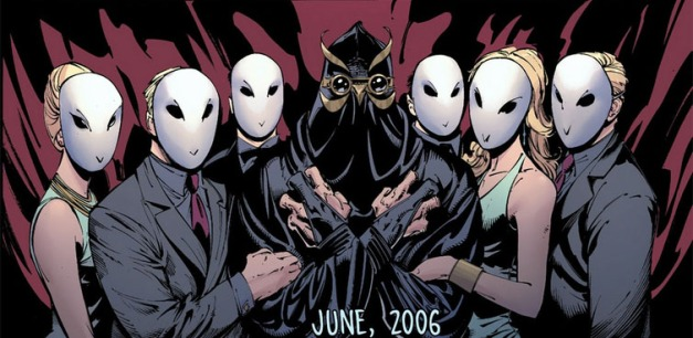 TALON and the Court of Owls Batman