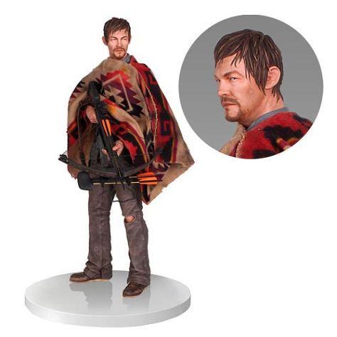 The Walking Dead Daryl Dixon statue