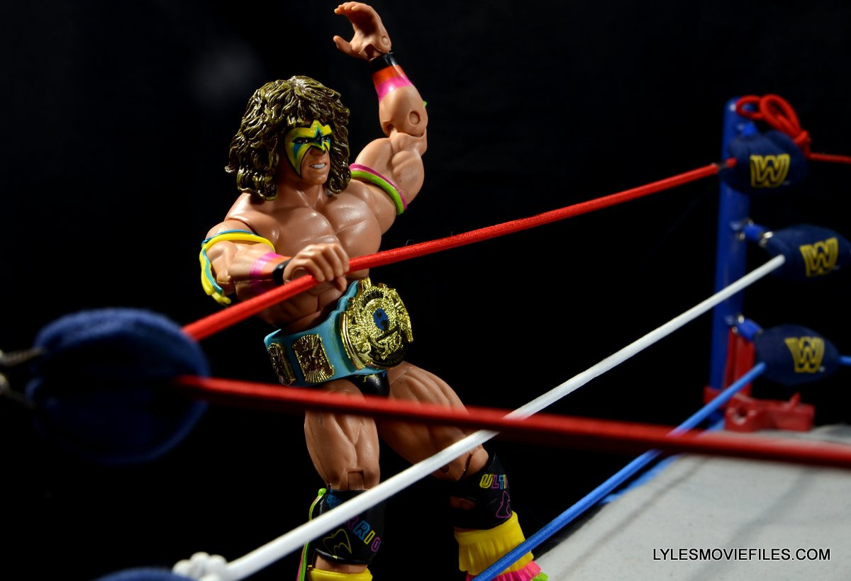 ultimate warrior hall of fame - photo #12