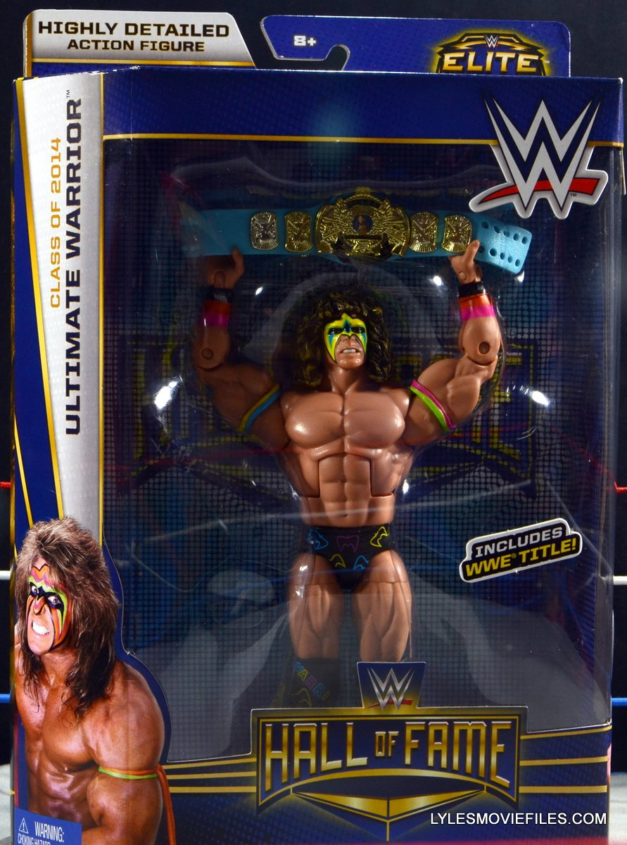 ultimate warrior hall of fame - photo #13