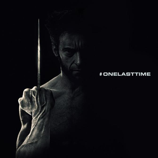 Hugh Jackman teases one last time for Wolverine