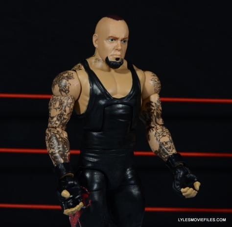 Wrestlemania 30 Undertaker Mattel -limp wrists