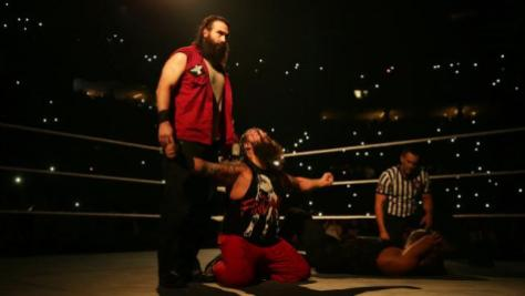 WWE Battleground - Luke Harper and Bray Wyatt