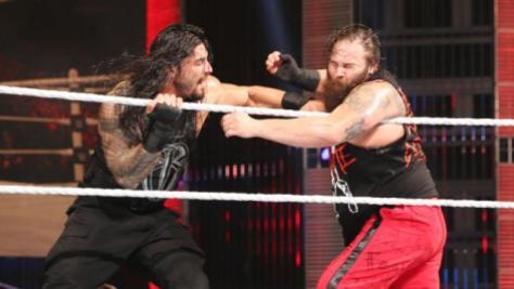 WWE Battleground - Roman Reigns vs Bray Wyatt