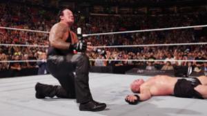 WWE Battleground - The Undertaker lays out Brock