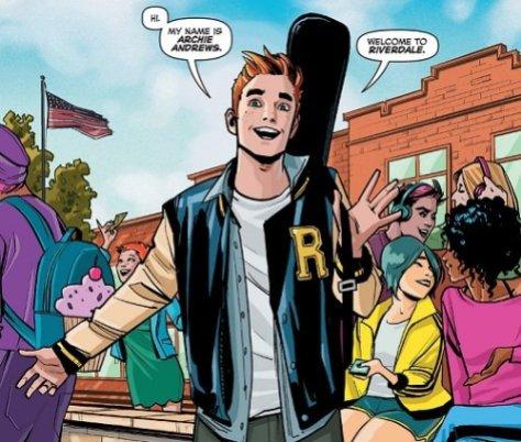 Archie-reboot-meet Archie