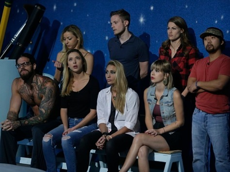 Big Brother 17 - Austin, twins, Johnny Mac, Vanessa, Becky, James and Meg